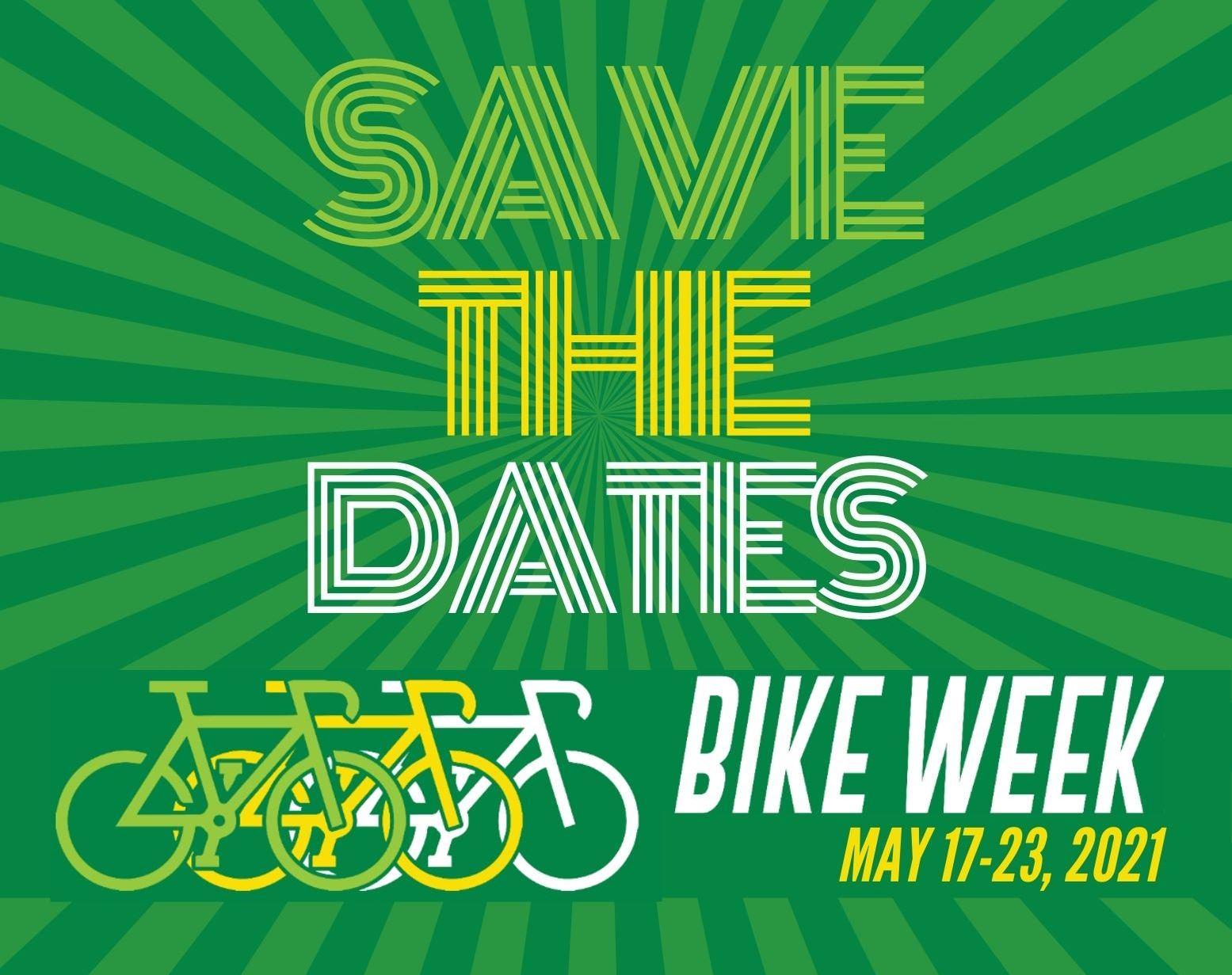 national bike week logo