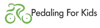 Pedaling for Kids logo
